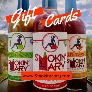 Smokin Mary Gift Cards