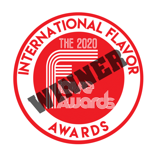 International Flavor Award Winner 2020